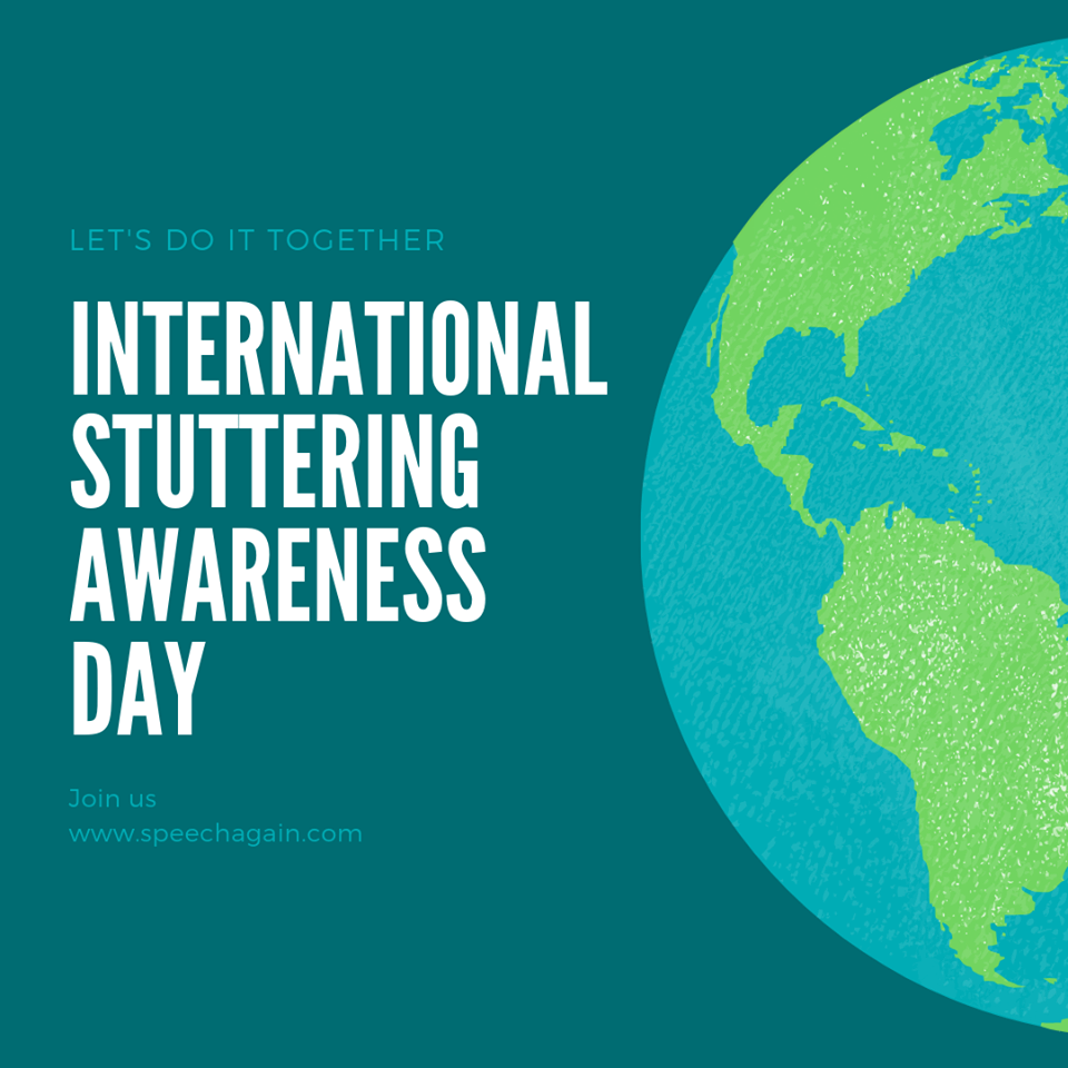 International Stuttering Awareness Wishes Images download