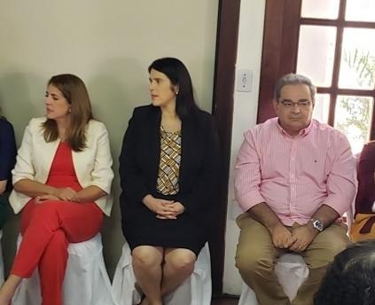 """""""O PDT E O MDB SÃO PARTIDOS IRMÃOS"""", DIZ ANDRÉA RAMALHO"""
