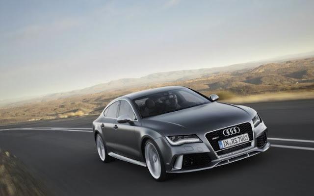 Audi RS7 Sportback Dijadikan Mobil Anti Peluru Tercepat