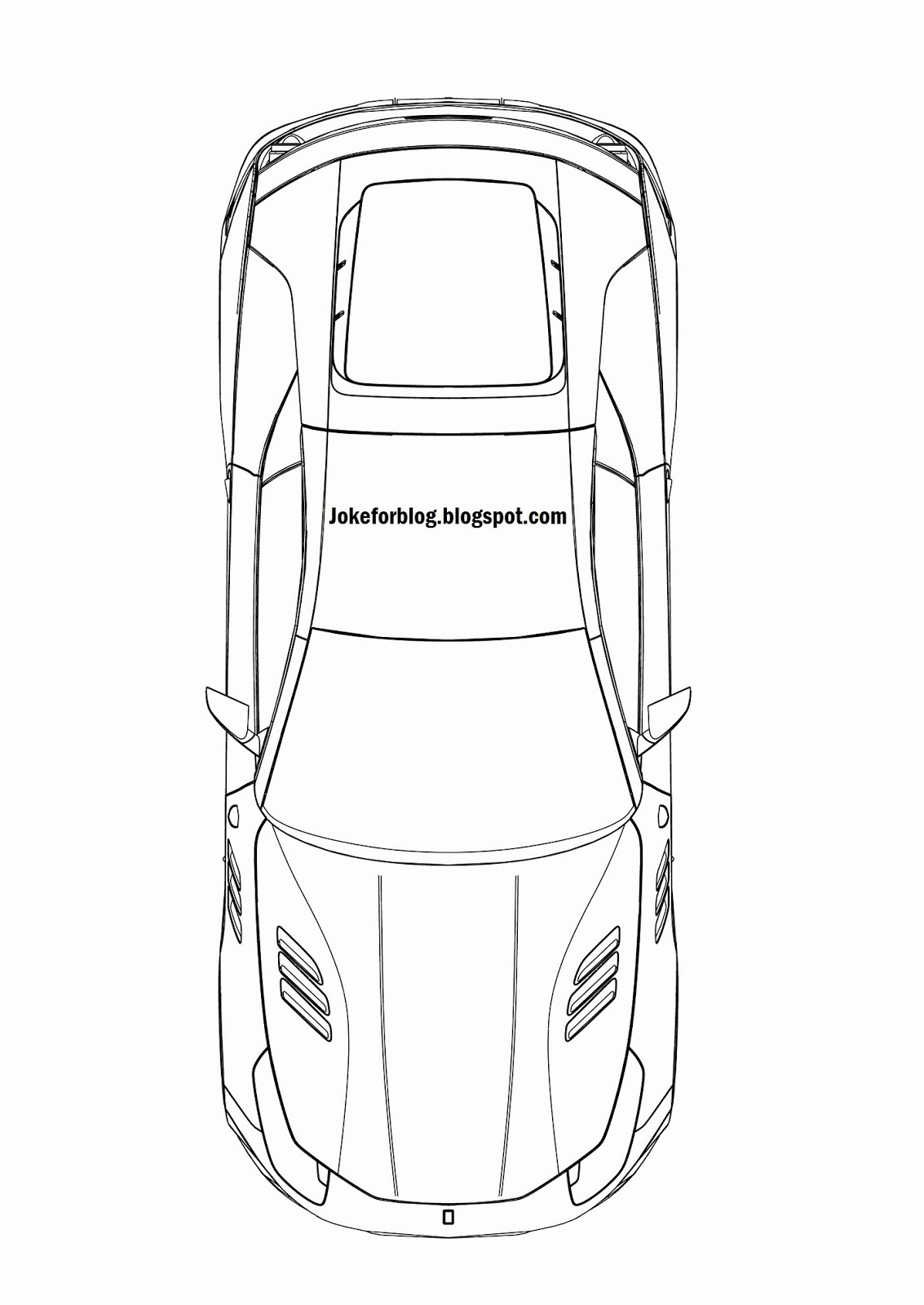 Jokeforblog Ferrari Ff 2 Seats From Euro Patent Register