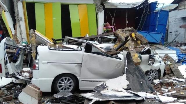 Innalillahi, Gempa Kembali Hantam Majene, Korban Jiwa Bertambah Menjadi 42 Orang