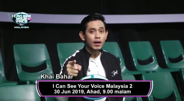 [LIVE] I Can See Your Voice Malaysia 2 Minggu 2 (30.6.2019)