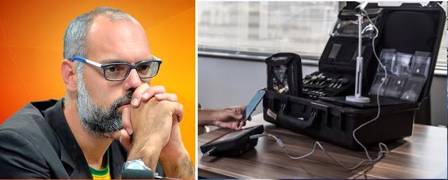 Jornalista se exila nos EUA para fazer denúncia gravíssima - no Brasil seria executado