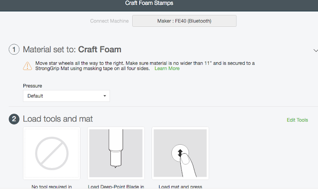 Did you know you can create your own CUSTOM stamps with Cricut?!