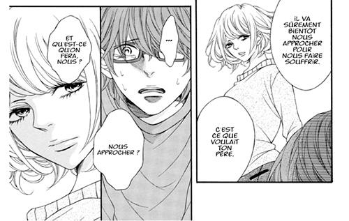 From End tome 2: Même après sa mort Sakurai fera souffrir Shinomiya et Hayase