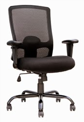 Eurotech Seating Big and Tall Chair