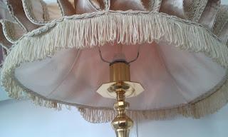 The Lampshade Studio Antique Lampshade