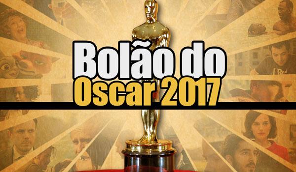 Bolão do Oscar 2017