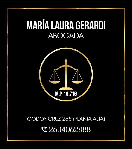 MARÍA LAURA GERARDI