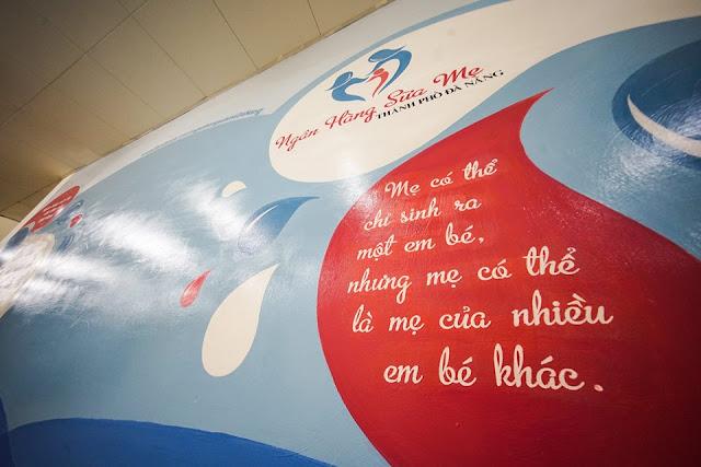 Địa chỉ Ngân hàng sữa mẹ tại Bệnh viện Phụ Sản Nhi Đà Nẵng