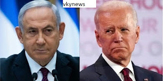 Joe Biden's Opposition to Jewish Nation Raising Tension  in the Middle East