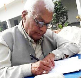 सेवानिवृत्त शिक्षाविद् डा. मातवर मिश्र नहीं रहे | #NayaSaberaNetwork