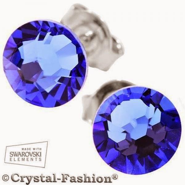 cercei cristale swarovski