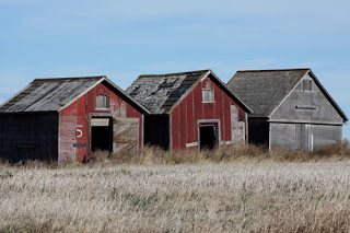 Three Barns.