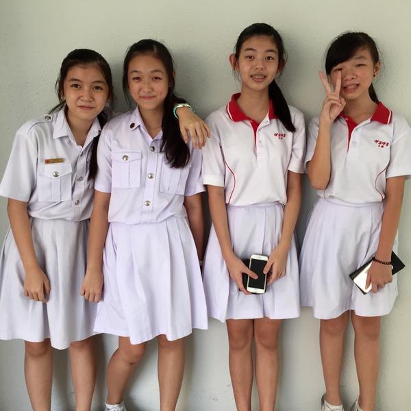 Sexy Secondary School Girls