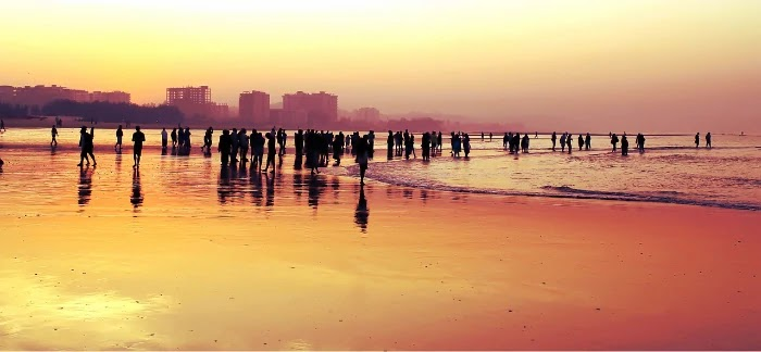 Aksa Beach - Best Beaches in Mumbai