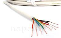 Kabel YTDY-8x05mm. Schodowa instalacja elektryczna LLED. Podświetlane schody LED.