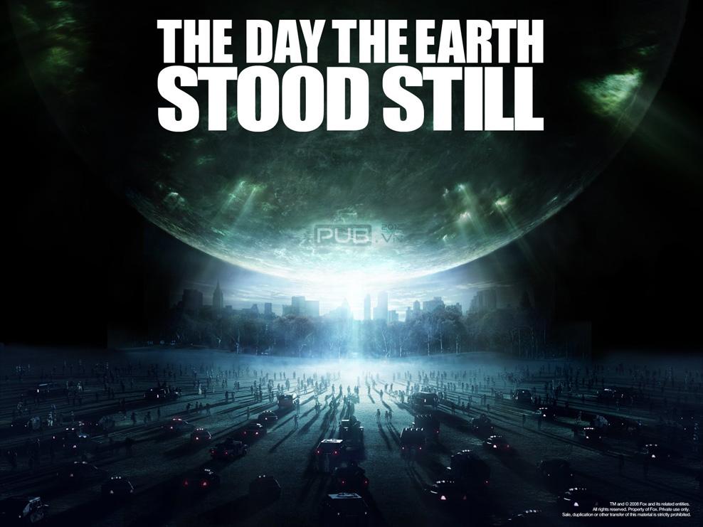 Ngày Trái Đất ngừng quay - The Day the Earth Stood Still (2008)