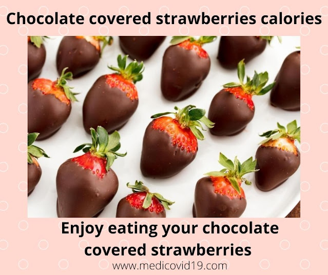 chocolate-covered-strawberries-calories