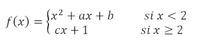 Teorema de Rolle ejercicios resueltos