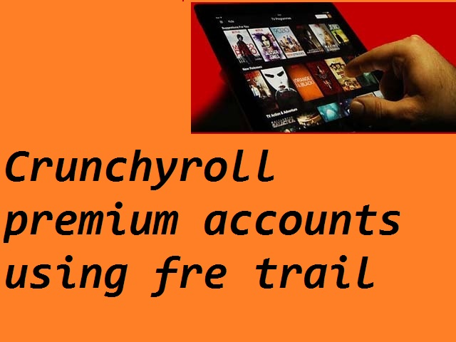 Free Crunchyroll Premium Accounts 2020 Guru Mobile Tips And Tricks