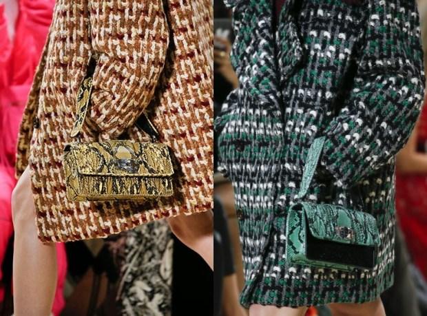 Fall-Winter 2018-2019 Women's Chanel Handbags Fashion Trends