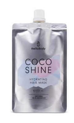 Masque pour les cheveux Coco Shine Hello Body