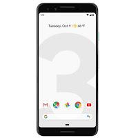 Google Pixel 3 - white - front