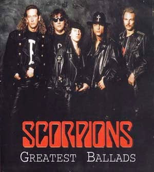 Scorpions – Send Me an Angel