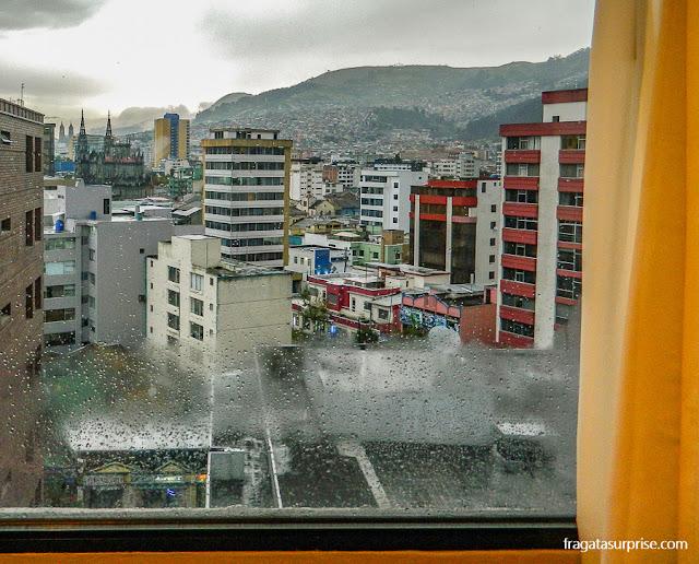 Hotel Reina Isabel, em La Mariscal, Quito