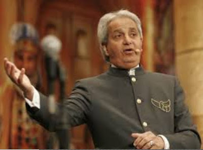 The Cross Is The Answer by Benny Hinn