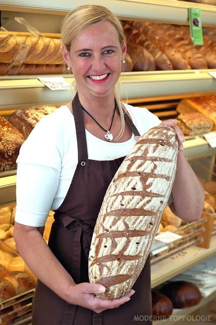 Zum guten Brot gibt es von Anja Ruß ein Lächeln gratis dazu. Bäckerei Ruß - Guldental - Nahe. #MoToLogie