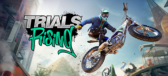اصدار لعبة Trials Rising لأجهزة الحاسوب مجانا مدة الحياة