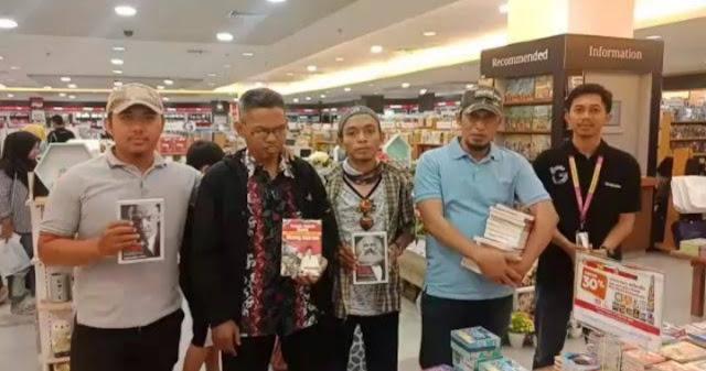 Polisi: Razia Buku Dilarang, Brigade Muslim Indonesia akan Kami Periksa