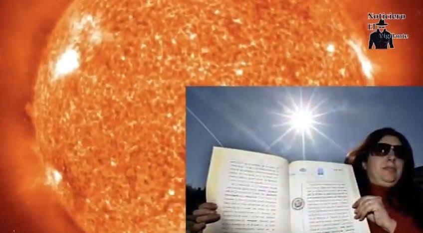 La donna più furba del mondo: dice di essere la proprietaria del Sole e vuole farsi pagare per l'uso