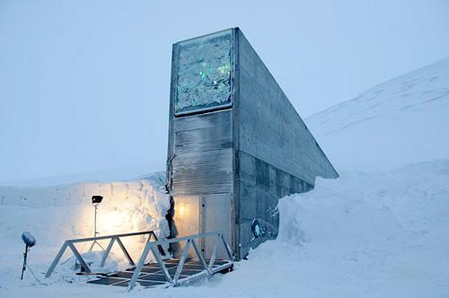 بنك الجينات الزراعية فى النرويج لن يصمد أمام الكوارث الطبيعية