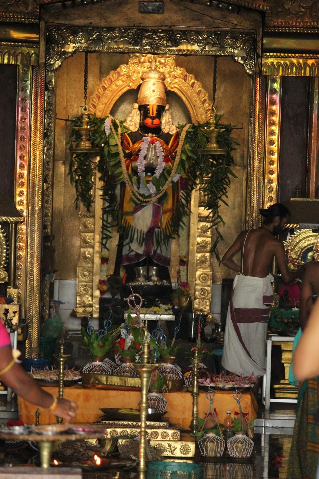 Methinks : Hanuman built on a dream