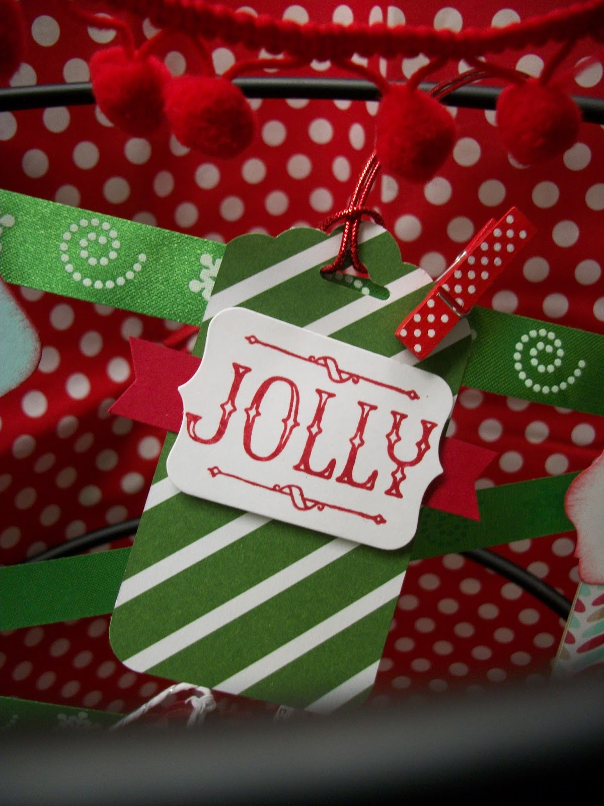Stampin' Cafe by Lana: Christmas Gift Tags