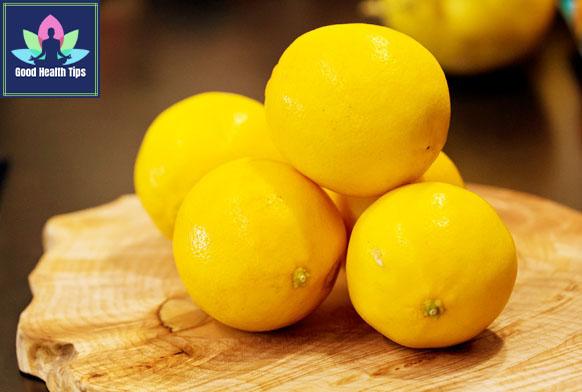 Benefits natural beauty of lemon