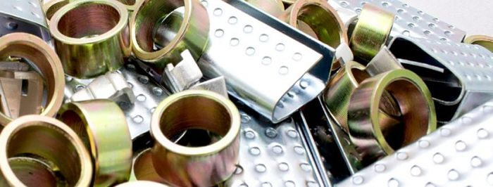 Los recubrimientos metálicos protegen a los metales de la corrosión