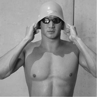 U.S. Olympic swimmer Nathan Adrian