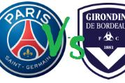Liga Prancis PSG vs GIRONDINS BORDEAUX