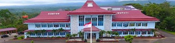 Gedung Kantor Bupati Kabupaten Seluma