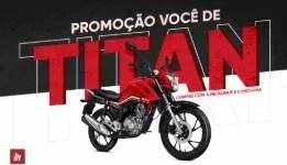 Cadastrar Promoção Metalique Sorocaba 2019 Você de Titan - Concorra Honda CG Titan 160