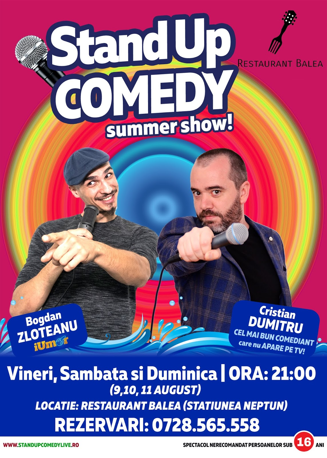 Stand-Up Comedy Litoral 2019