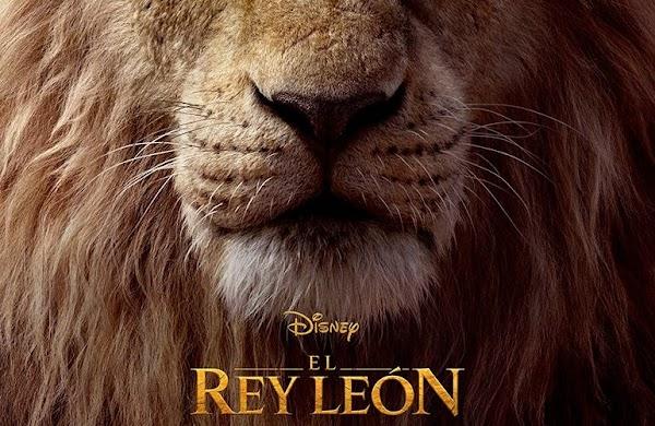 El rey león [DVDRip m1280p][Castellano][Aventuras. Drama]