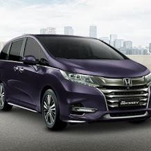 Honda Odyssey 2018 Hadir Usung Earth Dreams Technology Harga 720 Jutaan