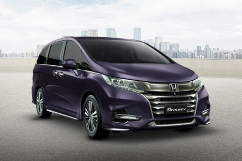 Honda Odyssey 2018 Hadir Usung Earth Dreams Technology Harga 720 Jutaan