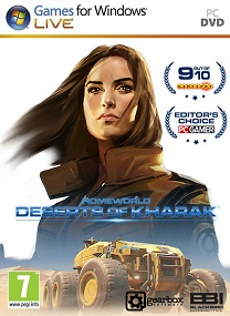 Homeworld Deserts of Kharak MULTi7-PROPHET