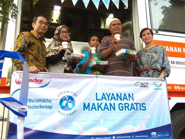 Fonterra Brands Indonesia Berbagi Kebaikan di Bulan Ramadhan